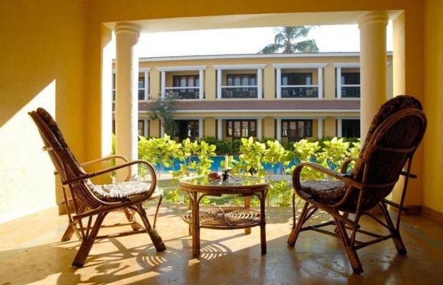 фотографии отеля Casa De Goa Boutique Resort изображение №19