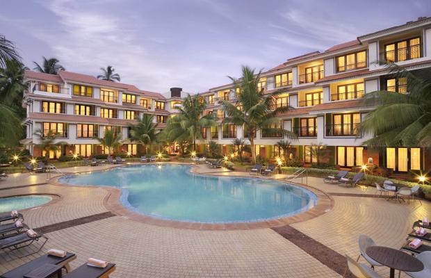 фото отеля DoubleTree by Hilton Hotel Goa (ex. Riviera De Goa Resort) изображение №1