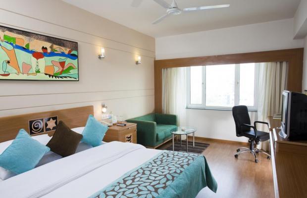 фотографии отеля Lemon Tree Hotel Udyog Vihar изображение №23