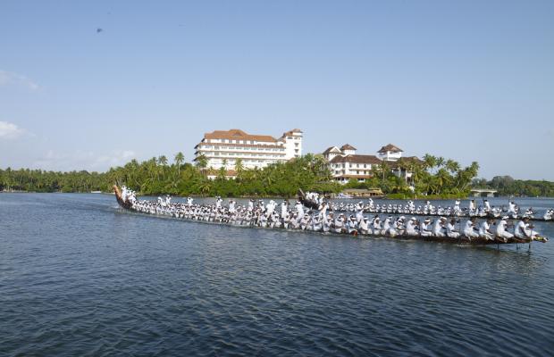фото отеля The Raviz Resort and Spa Ashtamudi  изображение №5