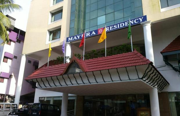 фото отеля Mayura Residency изображение №29