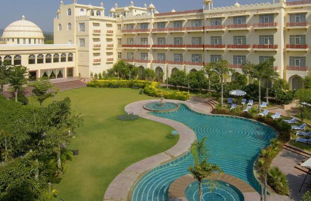 фото отеля Le Meridien Jaipur изображение №1