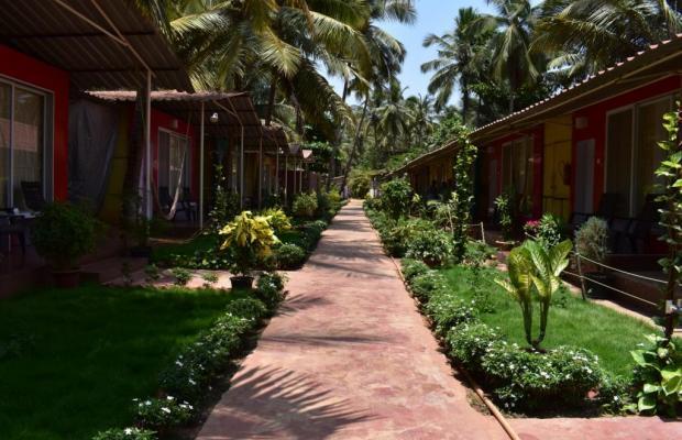 фотографии отеля Palolem Beach Resort изображение №15