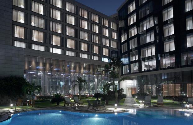 фотографии отеля Hyatt Regency Mumbai изображение №43
