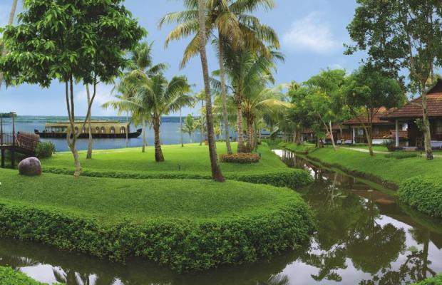 фотографии отеля Kumarakom Lake Resort изображение №3