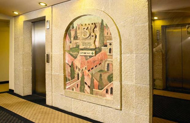 фотографии отеля Olive Tree Hotel Royal Plaza Jerusalem изображение №7