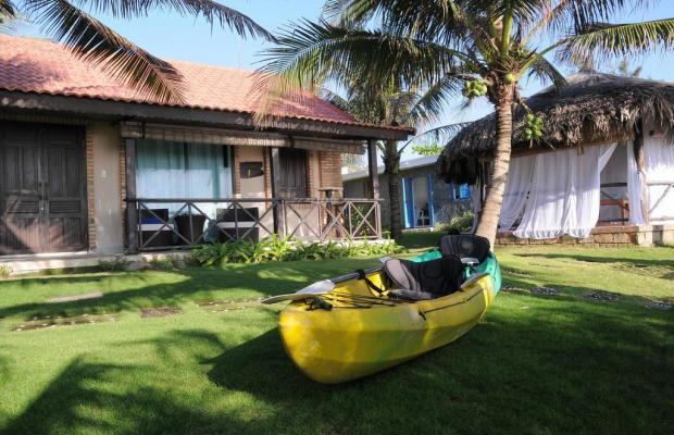 фотографии отеля Green Papaya Organic Village изображение №27