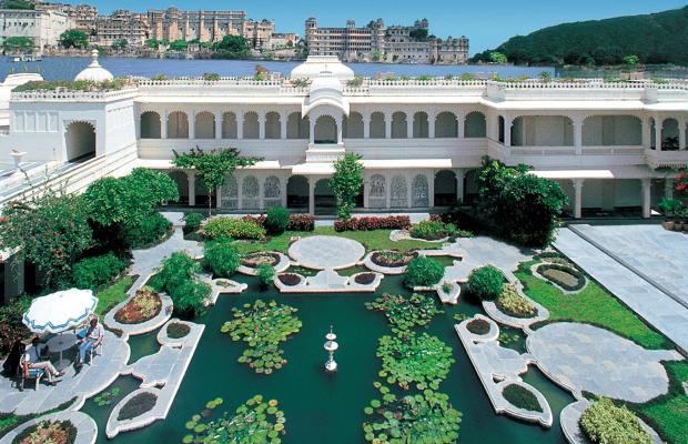 фото отеля Taj Lake Palace изображение №1