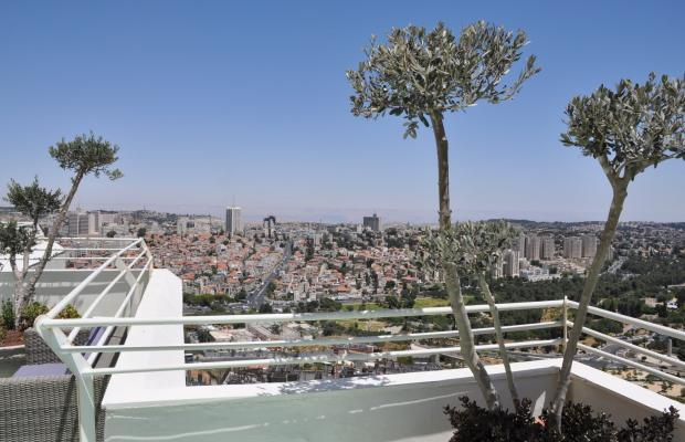 фотографии Crowne Plaza Jerusalem изображение №12