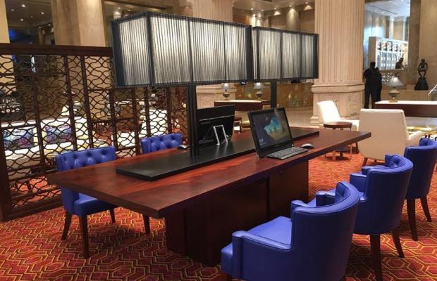 фотографии отеля Sheraton Grand Pune Bund Garden Hotel (ех. Le Meridien Pune) изображение №43