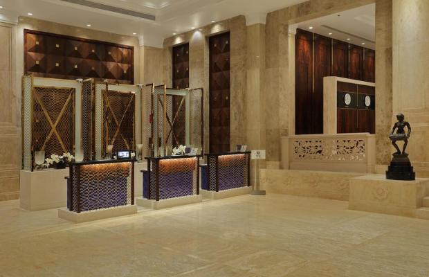 фото отеля Sheraton Grand Pune Bund Garden Hotel (ех. Le Meridien Pune) изображение №37