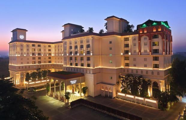 фотографии отеля Sheraton Grand Pune Bund Garden Hotel (ех. Le Meridien Pune) изображение №31