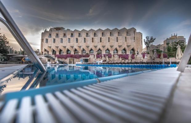 фото отеля Inbal Jerusalem изображение №1