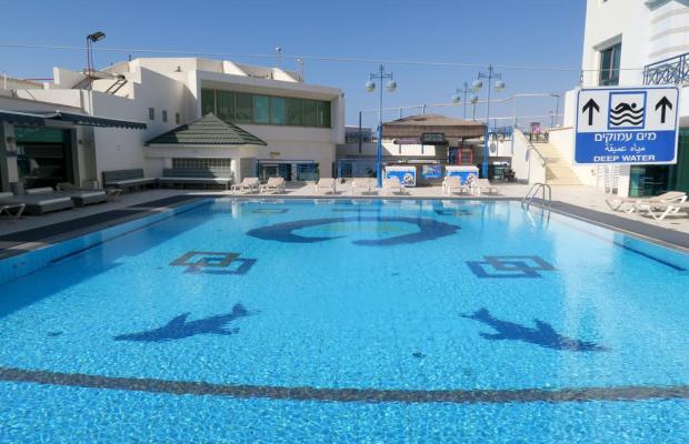 фото отеля C Hotel Eilat (ex. Shalom Plaza) изображение №1