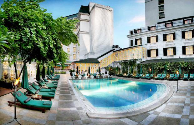 фото отеля Sofitel Legend Metropole Hanoi (ex. Sofitel Metropole Hanoi) изображение №1