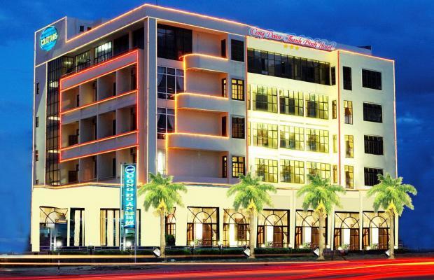 фотографии Cong Doan Thanh Binh Hotel изображение №8