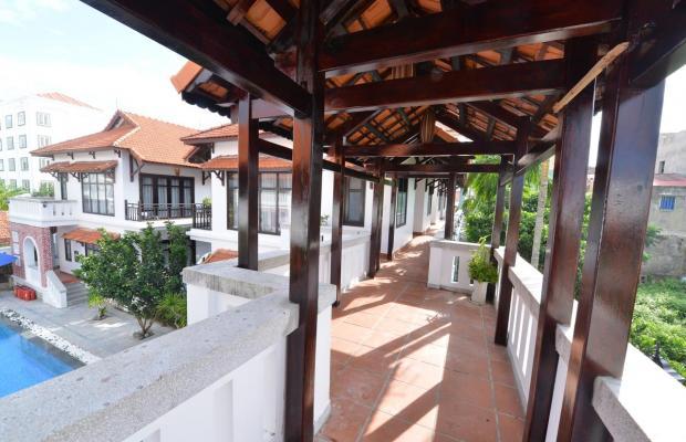 фото отеля Hoi An Emerald Waters Hotel & Spa (ex. Southern Hoian Hotel & Villas; Hoi An Salute Hotel & Villa) изображение №17