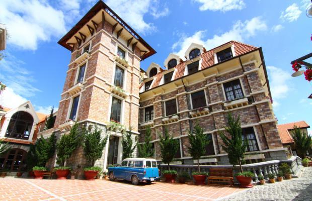 фото Saphir Dalat Hotel изображение №14