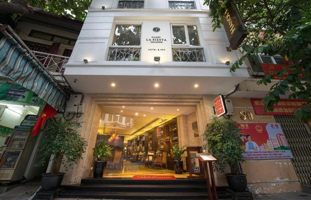 фото отеля Hanoi La Siesta Diamond (ex. Hanoi Elegance Diamond) изображение №1