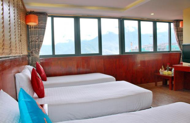 фотографии Fansipan View Hotel изображение №24