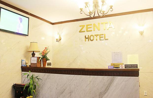 фотографии отеля Zenta Hotel изображение №7