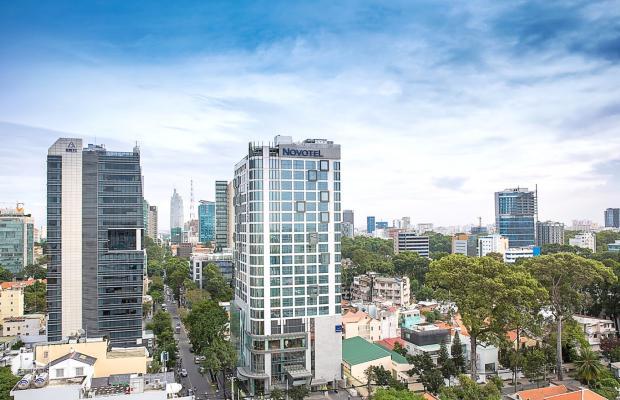 фото отеля Novotel Saigon Centre (ex. Que Huong Liberty 1) изображение №1
