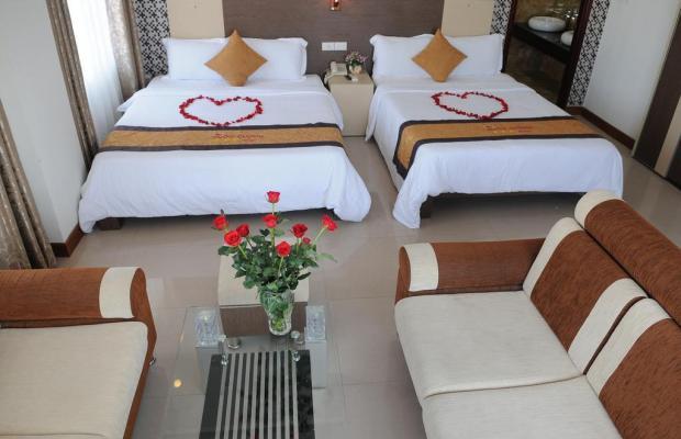 фотографии отеля Quoc Cuong II Hotel изображение №11