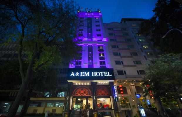 фото A&Em Signature Hotel (ех. Kingston; Tan Hoang Ngoc) изображение №26
