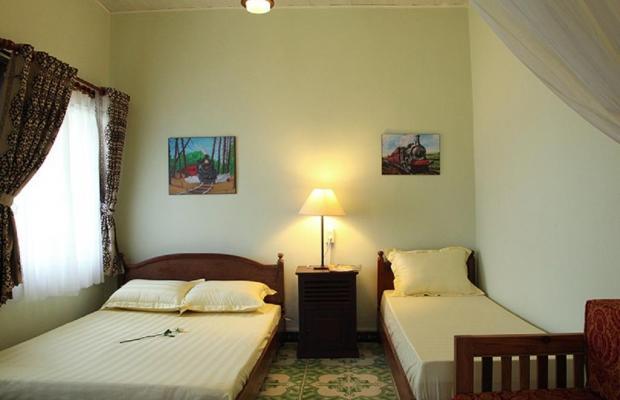 фотографии отеля Dalat Train Villa изображение №11