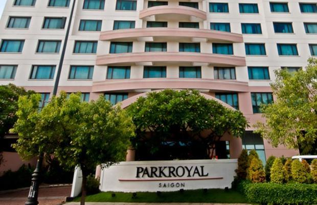 фото Parkroyal Saigon (ex. Novotel Garden Plaza Saigon) изображение №22