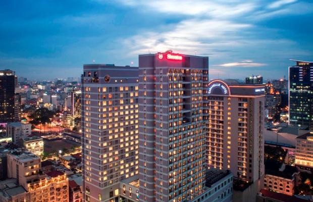 фотографии отеля Sheraton Saigon Hotel & Towers изображение №3