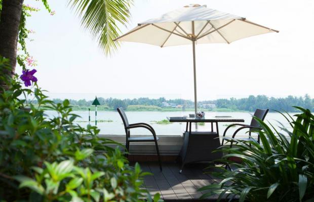 фотографии отеля Villa Song Saigon изображение №19