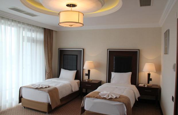 фотографии отеля Chinar Hotel & SPA Naftalan изображение №3