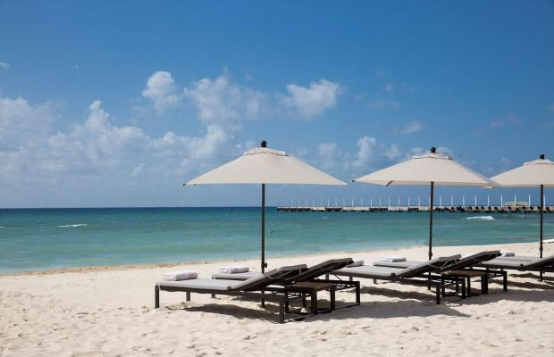 фотографии отеля Grand Hyatt Playa del Carmen Resort изображение №39