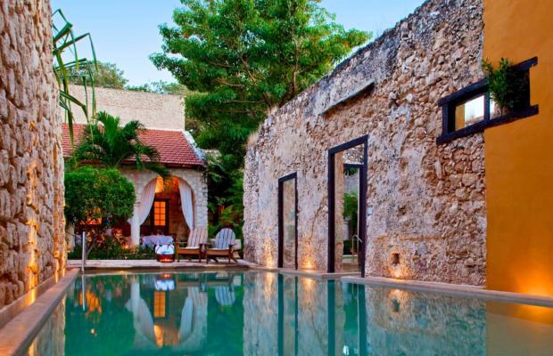 фото отеля Hacienda Puerta Campeche изображение №1