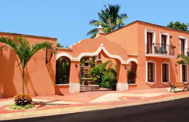 фото отеля Hacienda San Miguel Hotel & Suites изображение №29