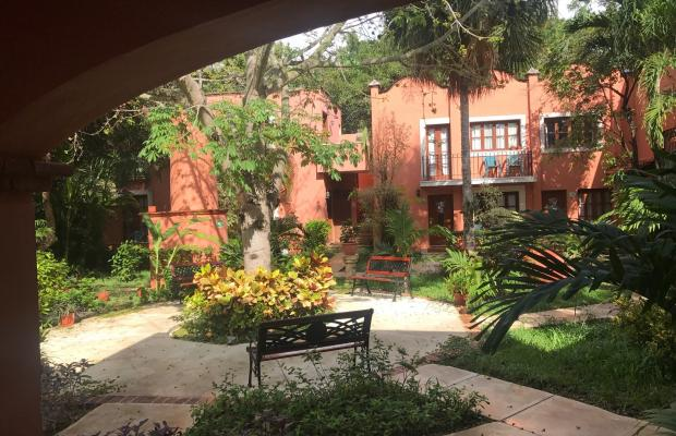фотографии отеля Hacienda San Miguel Hotel & Suites изображение №7