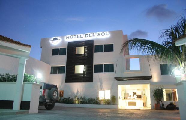 фотографии отеля Hotel Del Sol изображение №3