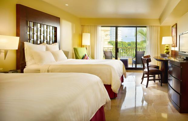 фотографии отеля Marriott Puerto Vallarta Resort & Spa изображение №51