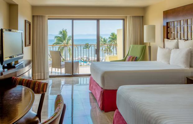 фотографии Marriott Puerto Vallarta Resort & Spa изображение №40