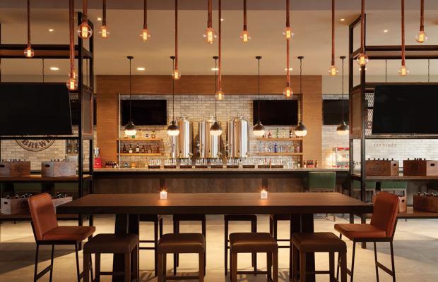фотографии отеля Hyatt Ziva Cancun (ex. Dreams Cancun; Camino Real Cancun) изображение №75