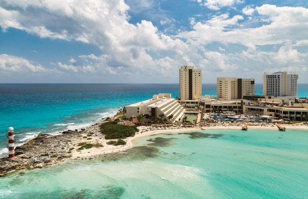 фотографии отеля Hyatt Ziva Cancun (ex. Dreams Cancun; Camino Real Cancun) изображение №67