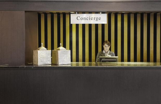фото отеля Crowne Plaza Hotel St Peter's изображение №5