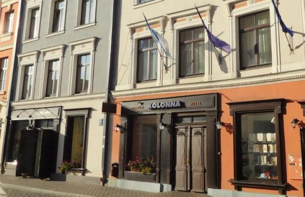 фото отеля Rixwell Domus (ex. Kolonna Hotel Riga) изображение №1