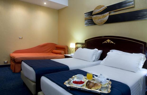 фото отеля Mondial (ex. Best Western Hotel Mondial Rome) изображение №9
