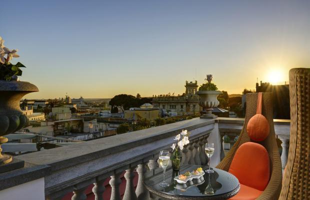 фотографии отеля Savoy Hotel Rome изображение №55