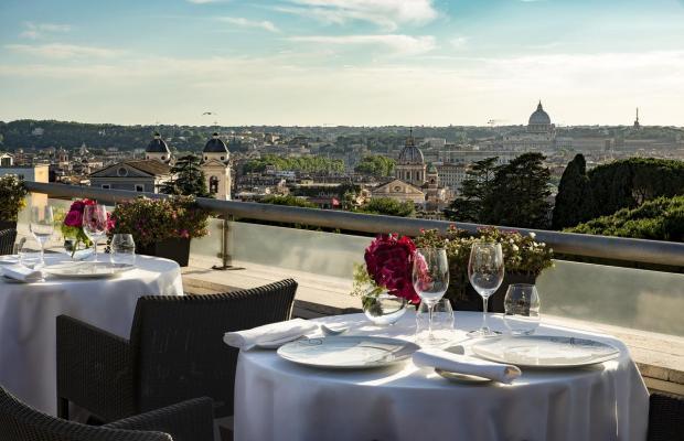 фотографии отеля Sofitel Rome Villa Borghese изображение №15
