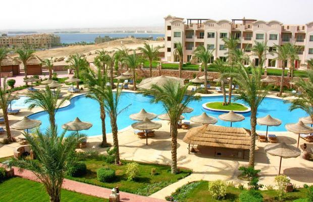 фото отеля Pyramisa Sunset Pearl Golf & Beach Apartment (ех. Dessole Sunset Sahl Hasheesh Resort) изображение №17