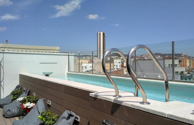 фотографии отеля Bcn Urban Hotels Gran Rosellon  изображение №3