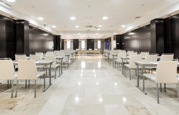 фотографии отеля NH Madrid Principe de Vergara изображение №15